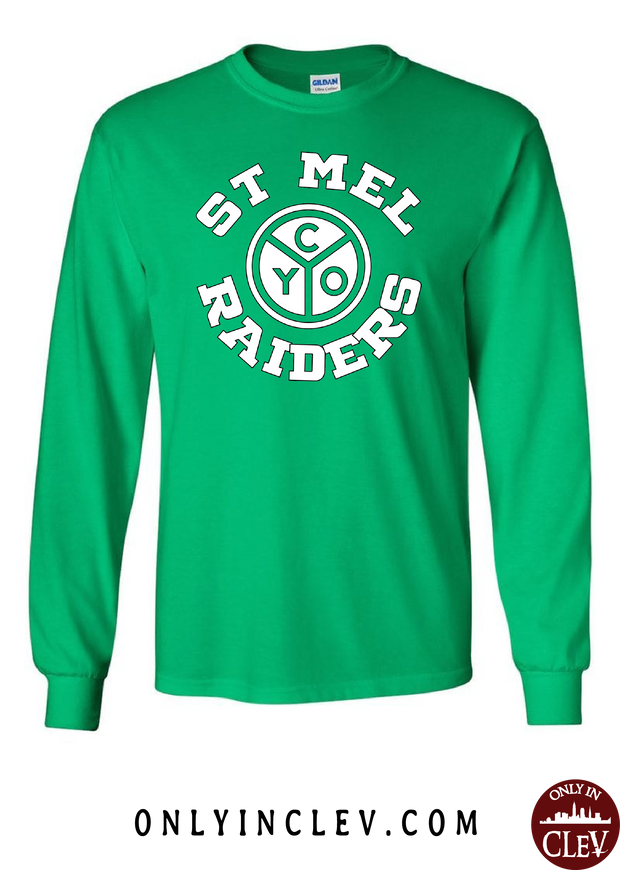 St. Mel Raiders Long Sleeve T-Shirt - Only in Clev