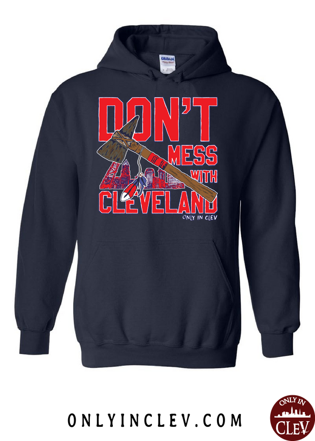 """Don't Mess With Cleveland"" on Navy"