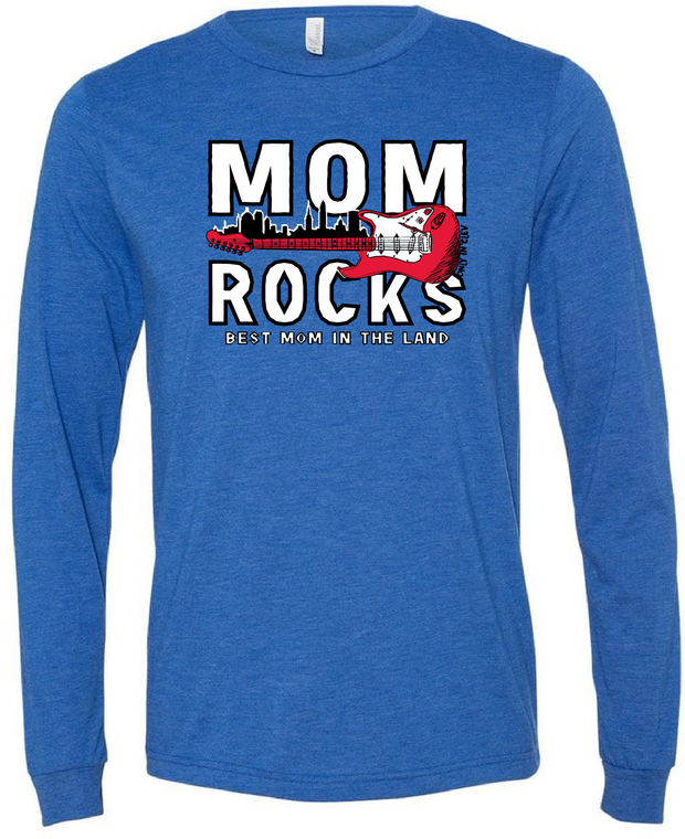 """Mom Rocks"" on Royal - Only in Clev"