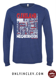 Cleveland Neighborhood Shirt - Only in Clev