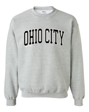 """Ohio City"" Neighborhood Design on Gray - Only in Clev"