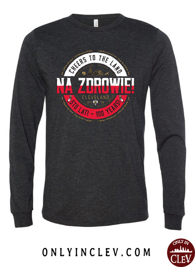 NA ZDROWIE Cleveland Long Sleeve T-Shirt