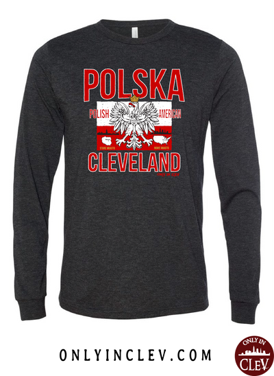 Cleveland Polska Long Sleeve T-Shirt