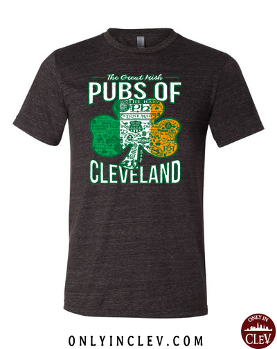 Cleveland Irish Pubs T-Shirt