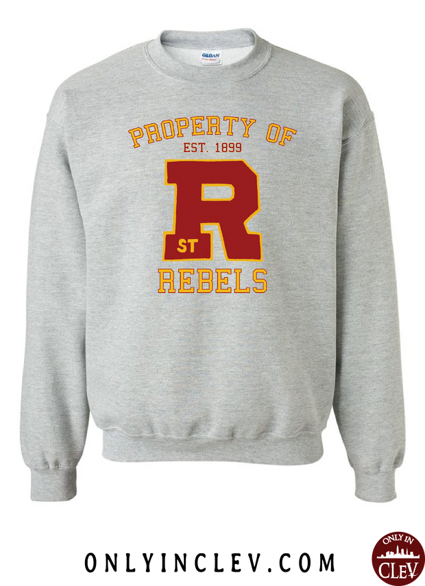 St. Rose Rebels Crewneck Sweatshirt