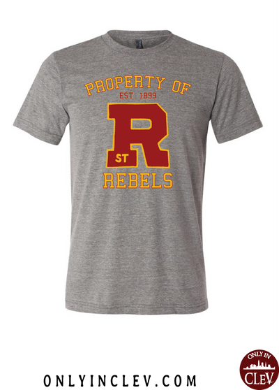 St. Rose Rebels T-Shirt - Only in Clev