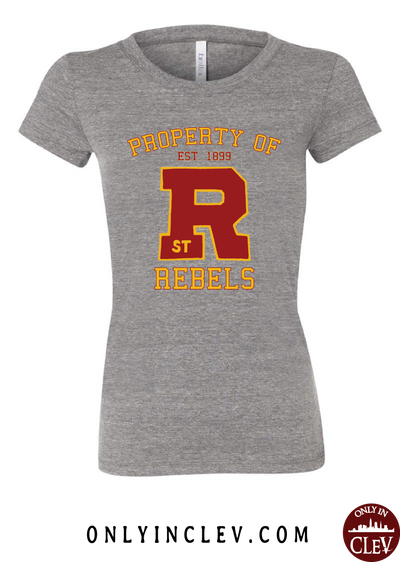 St. Rose Rebels Womens T-Shirt