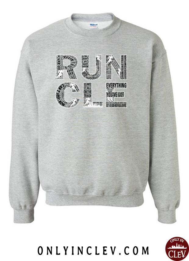 RUN CLE (Men's Version)