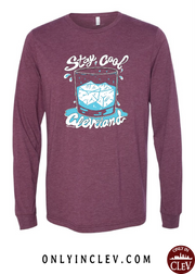 Stay Cool Cleveland T Shirt - Only in Clev