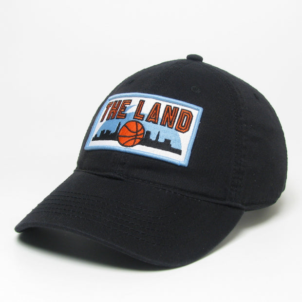 The Land Patch on Retro Black Hat - Only in Clev