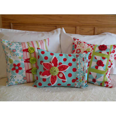 Decorative Pillows Pattern