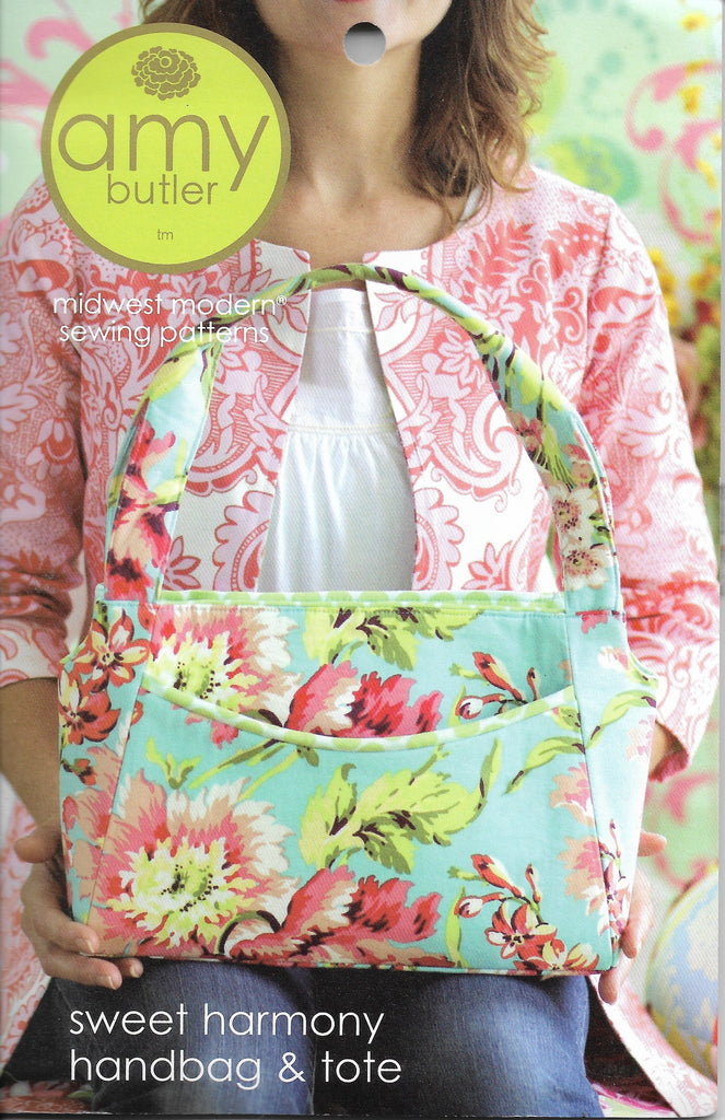 Sweet Harmony Handbag and Tote