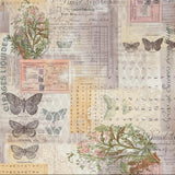 Botanical Elements, Eclectic Elements, Tim Holtz, Free Spirit, Fabric