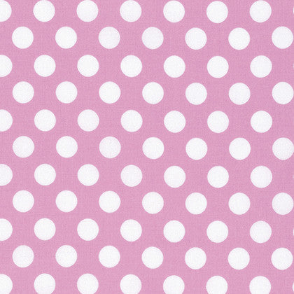Sadies Dance Card - Pink Dot