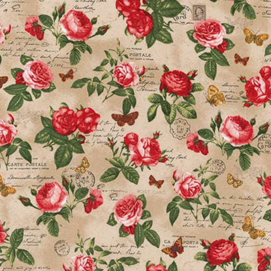 Heirloom Diaries - Antique Floral