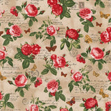 Robert Kaufman Heirloom Diaries Antique Floral
