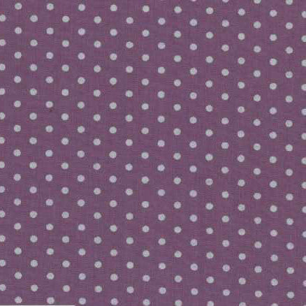 Mas d'Ousvan Dots - Purple/Grey