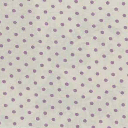 Mas d'Ousvan Dots - Grey/Purple