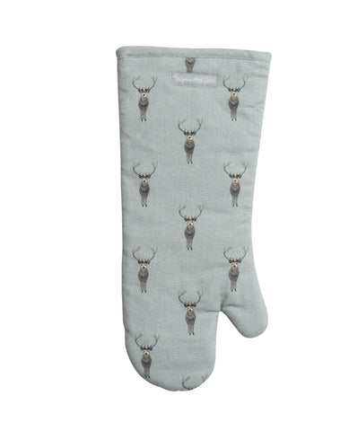 Highland Stag Oven Glove