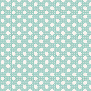 Medium Dots Teal