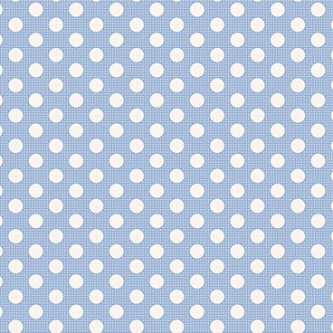 Medium Dots Blue