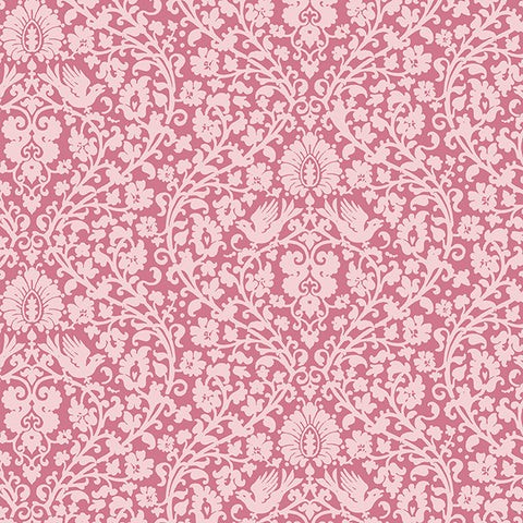 Addie Pink (35 x 110cm Fabric Piece)