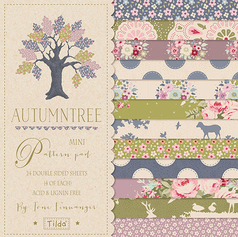 Autumntree Mini Pattern Pad (Only 1 left in stock)