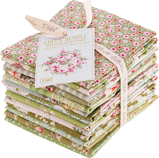 Autumntree Fat Quarter Bundle - 6 Pieces