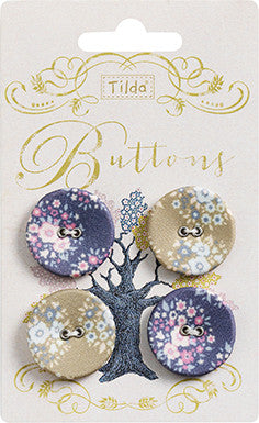 Autumntree Buttons 25mm