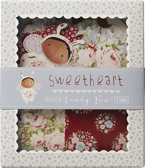 Sweetheart Paper Candy Box