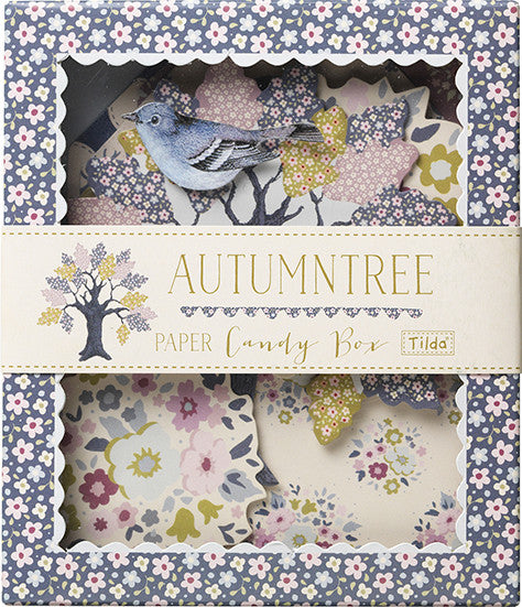 Autumntree Paper Candy Box