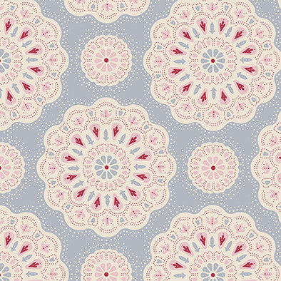 Doilies Light Blue