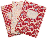 Candy Bloom A6 Notebook (Pack of 3)
