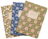 Pardon My Garden A6 Notebooks (Pack of 3)