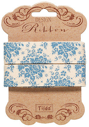 Audrey Blue Ribbon 20mm