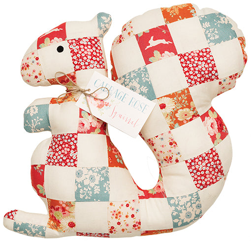 Patchwork Squirrel Kit