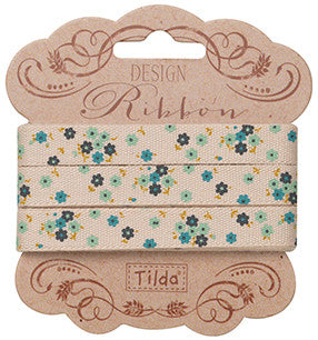 Tilly Blue Ribbon 10mm