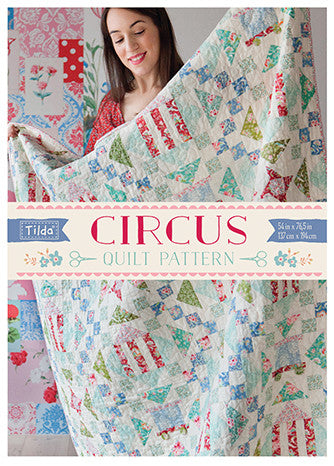 Circus Quilt Pattern