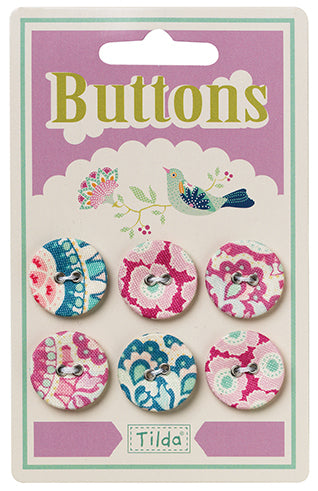 Harvest Buttons 20mm