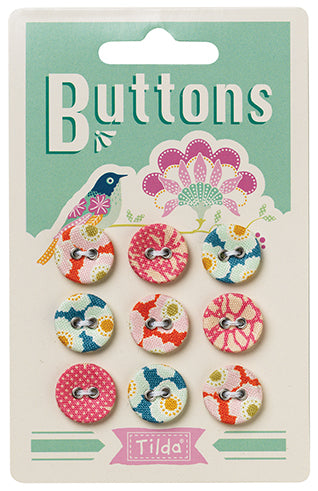 Harvest Buttons 15mm