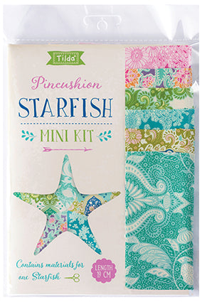 Sunkiss Mini Starfish Pincushion Kit (Only 1 left in stock)