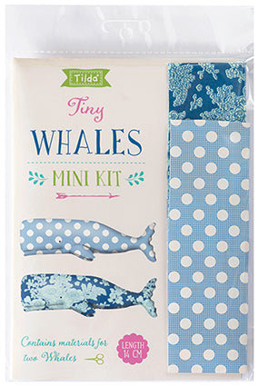 Sunkiss Tiny Whales Kit