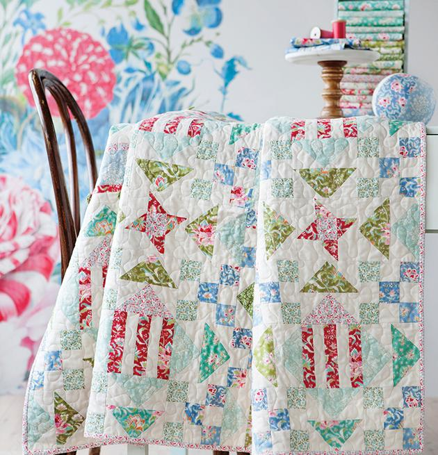Quilt Patterns and Appliques