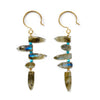 adriene labradorite earrings