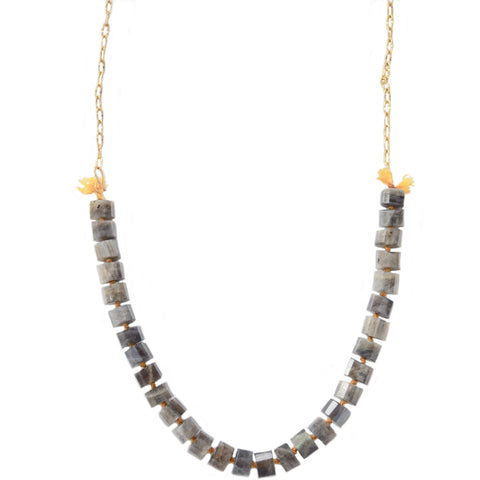 jilly labradorite necklace