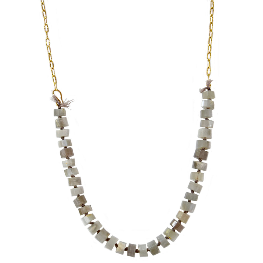jilly moonstone necklace