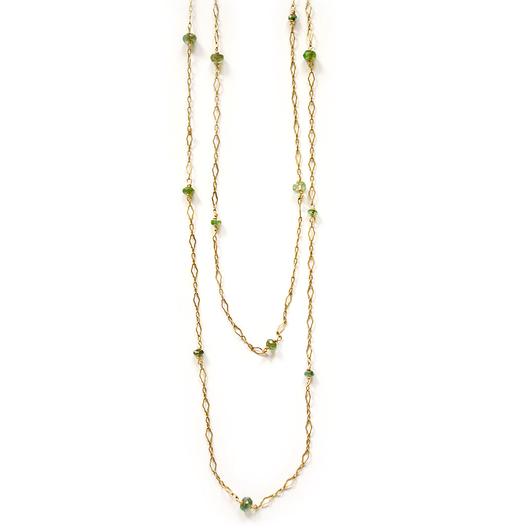 paloma emerald necklace