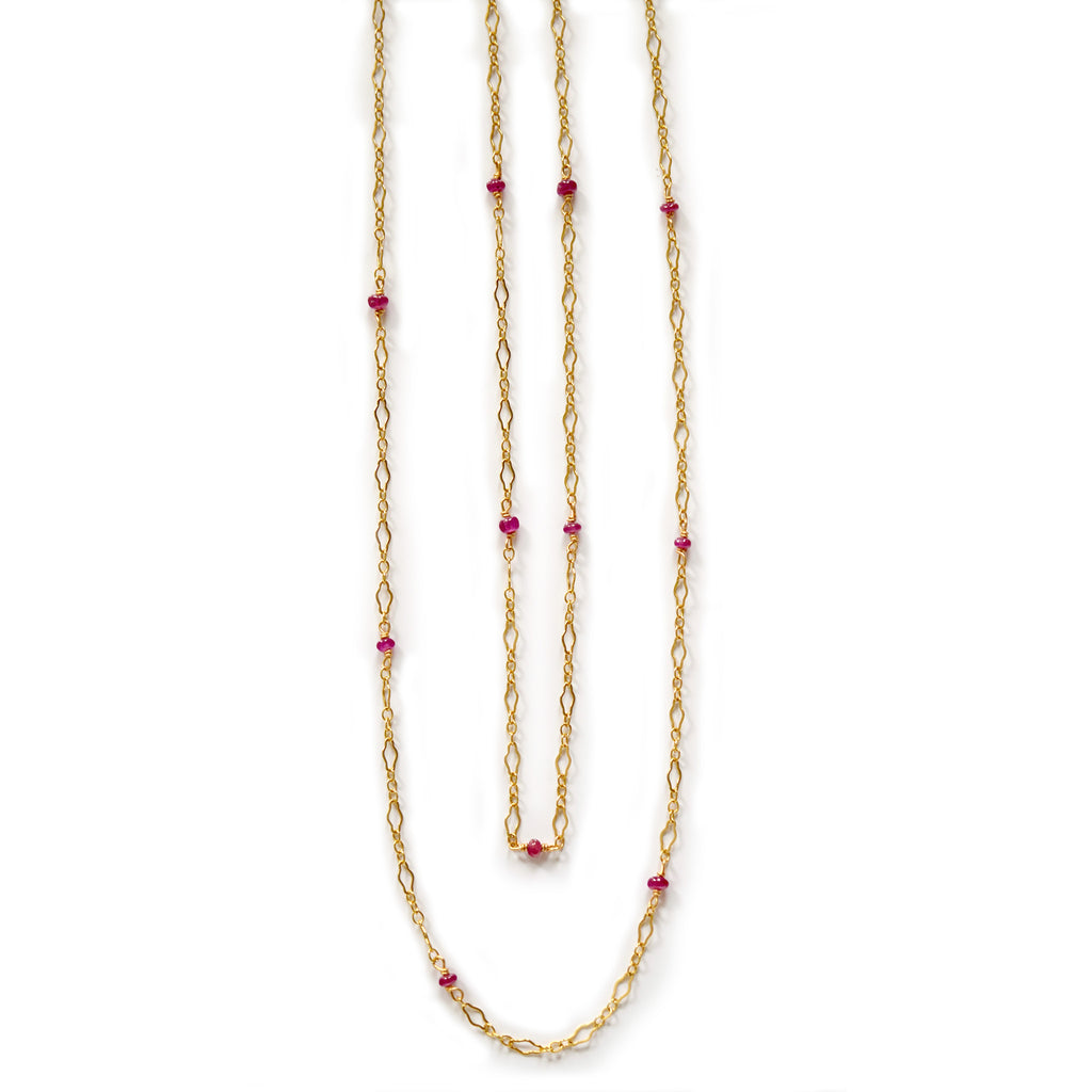 paloma ruby necklace