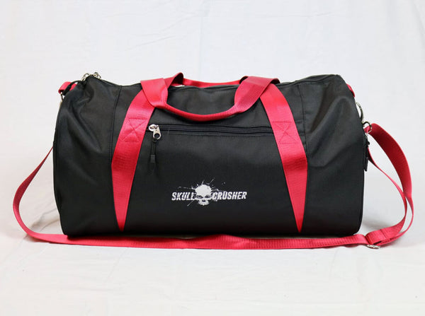 Sporty Red/Black Nylon Bag (Medium)