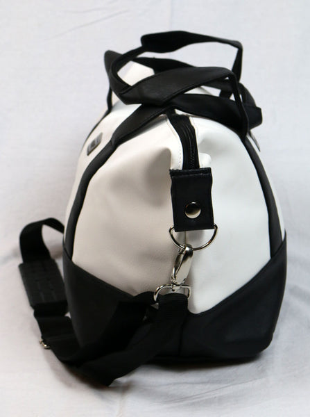 Elegant White Sports/Handbag (Medium)